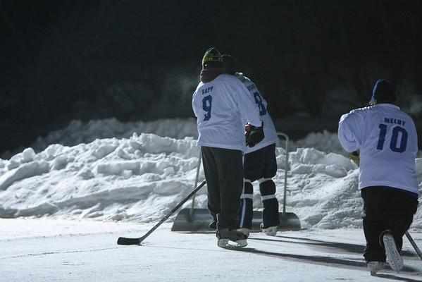 Superior Pond Hockey